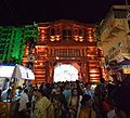Durga Puja Pandal - Singhi Park - Dover Lane - Kolkata 2013-10-11 3440-3442.JPG
