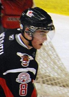 Dylan McIlrath Canadian ice hockey player
