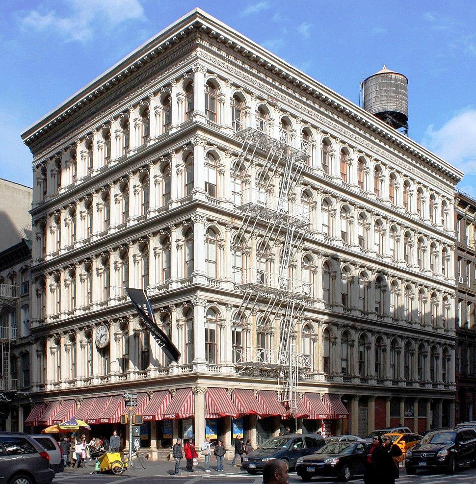 E.V. Haughwout Building-2