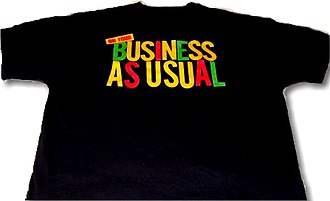 EPMD - Promotional EPMD T-shirt for its 1990 Business as Usual album