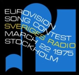 Eurovision Song Contest 1975 - Image: ESC 1975 logo
