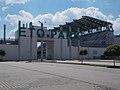 ETO Park stadium, west grandstand, 2018 Győr , 2018 Győr.jpg