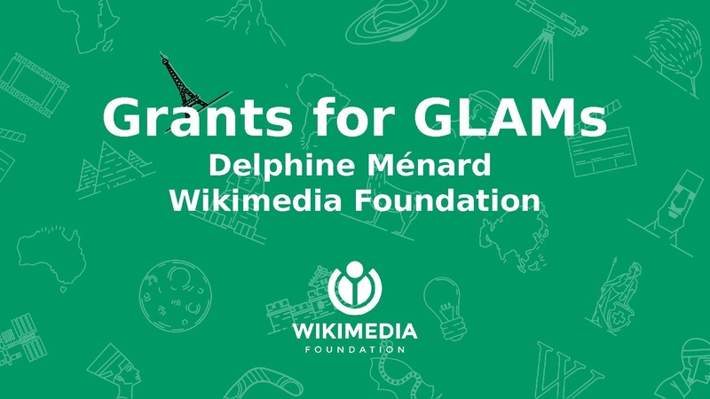 File:EUR GLAM-WIKI grants presentation 2017.pdf