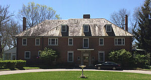 East Hill House and Carriage House - Image: East Hill House 1