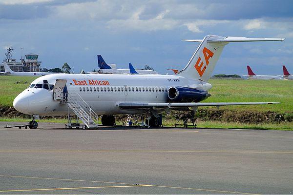 airlines of kenya