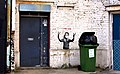 East London Grafitti Art , June 2015..................Banksy - panoramio.jpg