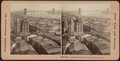 East River, showing Brooklyn Bridge, New York, from Robert N. Dennis collection of stereoscopic views.png
