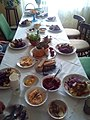 Eastern dishes in Polish table.jpg