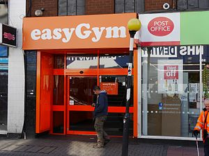 EasyGroup - EasyGym, North End Road, Fulham, London