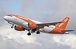Easy Jet Airbus A320 G-EZFE (26155623965).jpg