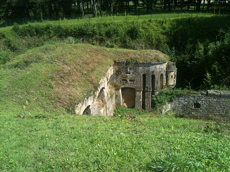 Echaugette Fort Ayvelles Ardennes France