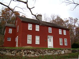 Edward Waldo House, Scotland, CT.JPG