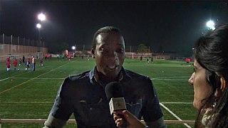 Edwin Congo Colombian footballer