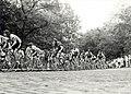 Eerste Ronde Kopje van Bloemendaal, winnaar werd de Haarlemmer Jan van Wijk. Aangekocht in 1985 van United Photos de Boer bv. - Negatiefnummer 24283 k 9 a. - Gepubliceerd in het Haarlems Dagblad van 1.JPG