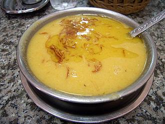 Lentil soup - Egyptian lentil soup
