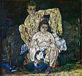 Egon Schiele - Die Familie (1918).jpg