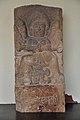 Eight-armed Goddess Durga - Circa 18th Century CE - Midhauli - ACCN 00-D-32 - Government Museum - Mathura 2013-02-22 4723.JPG