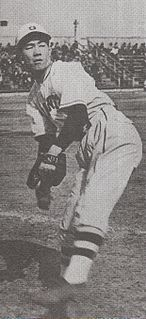 Eiji Sawamura Japanese baseball player