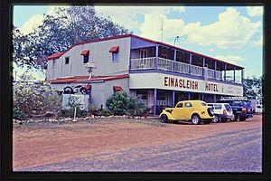 Einasleigh, Queensland - Einasleigh Hotel, 2003