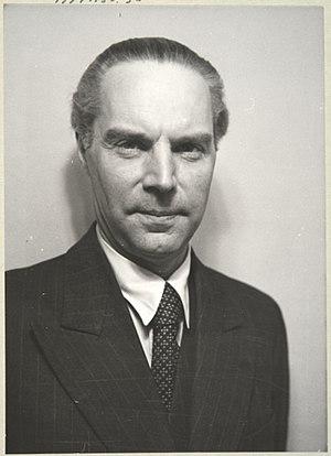 Eino Kaila - Eino Kaila in 1951.