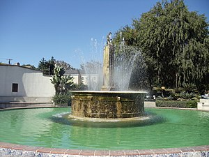 Electric Fountain - Electric Fountain in Beverly Hills, California