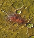 Electris Mons (THEMIS Day IR with MOLA Color).png