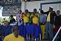 Em clima festivo, seleção da África do Sul treina contra time da Polícia Militar (28633286325).jpg