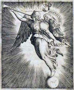 Accademia Veneziana - Image: Emblem of the Accademia Veneziana (1557 1561)
