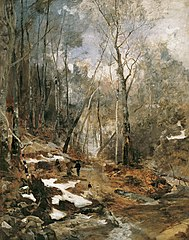 Februarstimmung – Vorfrühling im Wienerwald