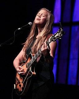 Emily Elbert Singer-songwriter and musician