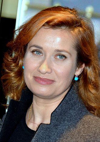 Emmanuelle Devos - Emmanuelle Devos in 2013