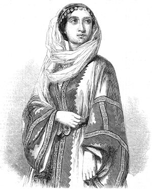 Le Juif errant (opera) - Emma La Grua in the role of Irène
