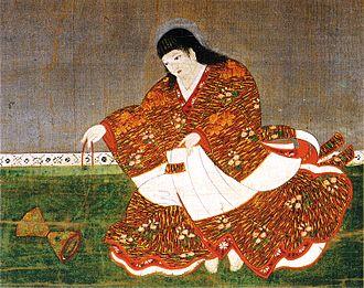 Emperor Antoku - Image: Emperor Antoku