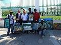 En Haïti avec des responsables humanitaires après le séisme de 2010.jpg