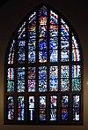 enschede - lasonderkerk glas-in-lood west rm510627