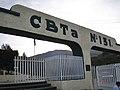 Entrada al CBTa131 - panoramio.jpg
