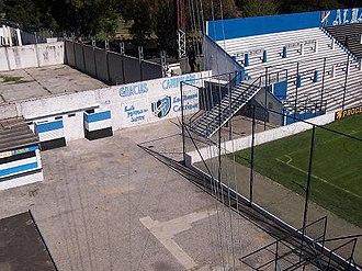 Estadio Almagro - Image: Entradab