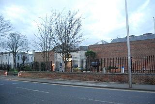 HM Prison Canterbury