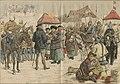Entrevue dofficiers anglais avec les ambans au Thibet le petit journal du 14 fevrier 1904.jpg