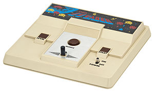 Epoch Co. - The Epoch TV Vader, a dedicated home game console that played a Space Invaders clone.