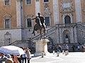 Equestrian Statue of Marcus Aurelius 馬可奧勒留騎馬像 - panoramio.jpg