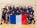 Equipe de France Dodgeball 2019.jpg