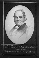 Er cof am y Parch John Hughes, Liverpool ..