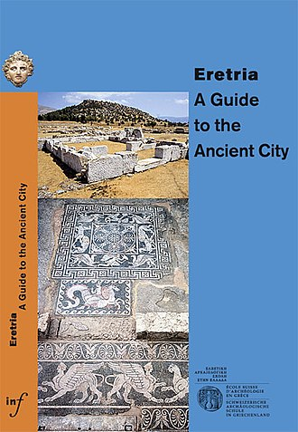 Swiss School of Archaeology in Greece - Image: Eretria guide