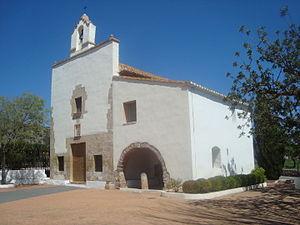 Borriol - Ermita de San Vicente Ferrer de Borriol (Castellón)
