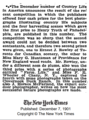 Ernest J. Rowley in the New York Times on December 7, 1901.png