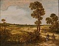 Esaias van de Velde - Twee ruiters in duinlandschap - 0079 - Rijksmuseum Twenthe.jpg