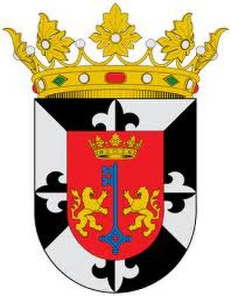 Distrito Nacional - Image: Escudo Distrito Nacional