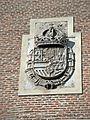 Escudo en la fachada de la iglesia del Convento de las Descalzas Reales (Valladolid) (3).jpg