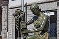 Escultura de J. Viladomat perante a igrexa parroquial de Sant Pere Mártir. Escaldes-Engordany. Andorra 73.jpg